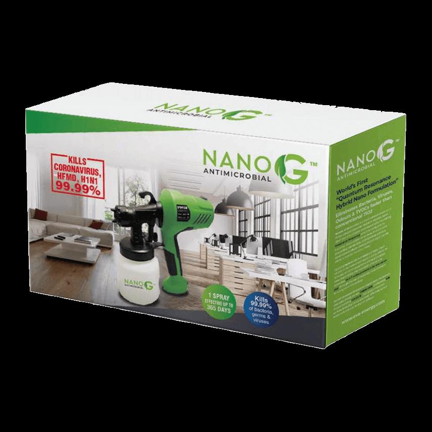 DIY Sanitisation kits